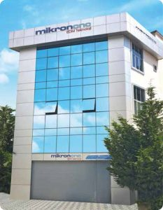 Mikron CNC Merkez Bina Ataşehir