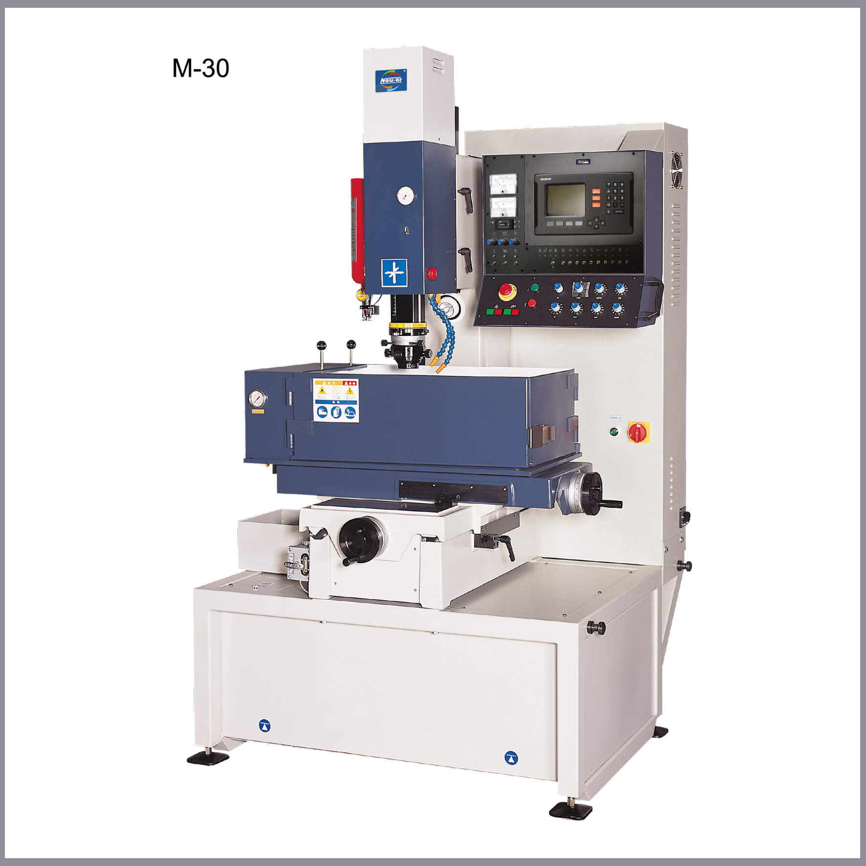 NEUAR CNC-M30 250 x 200 x 200 mm