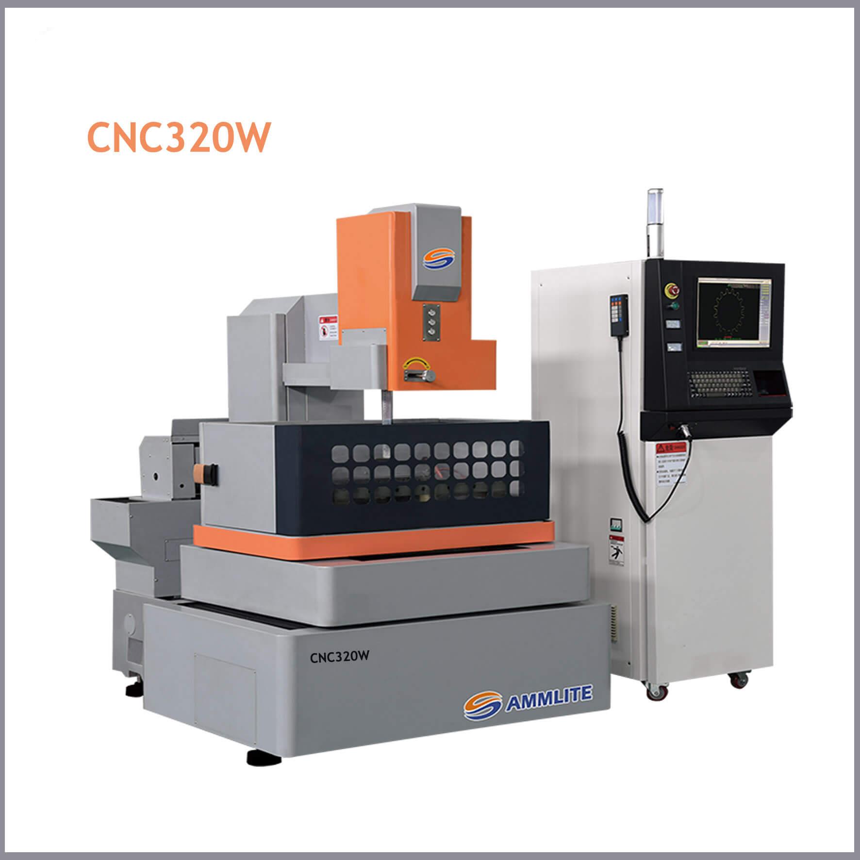 CNC320W Dalma Erozyon Tezgahı