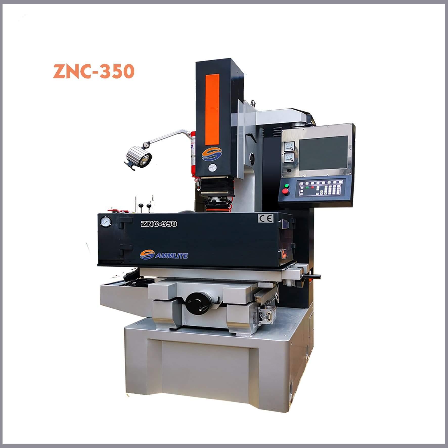 ZNC-350 Dalma Erozyon Tezgahı