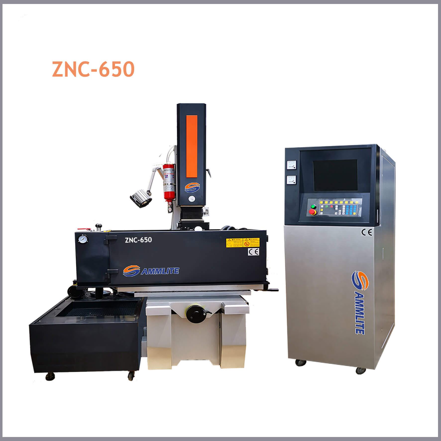 ZNC-650 Dalma Erozyon Tezgahı