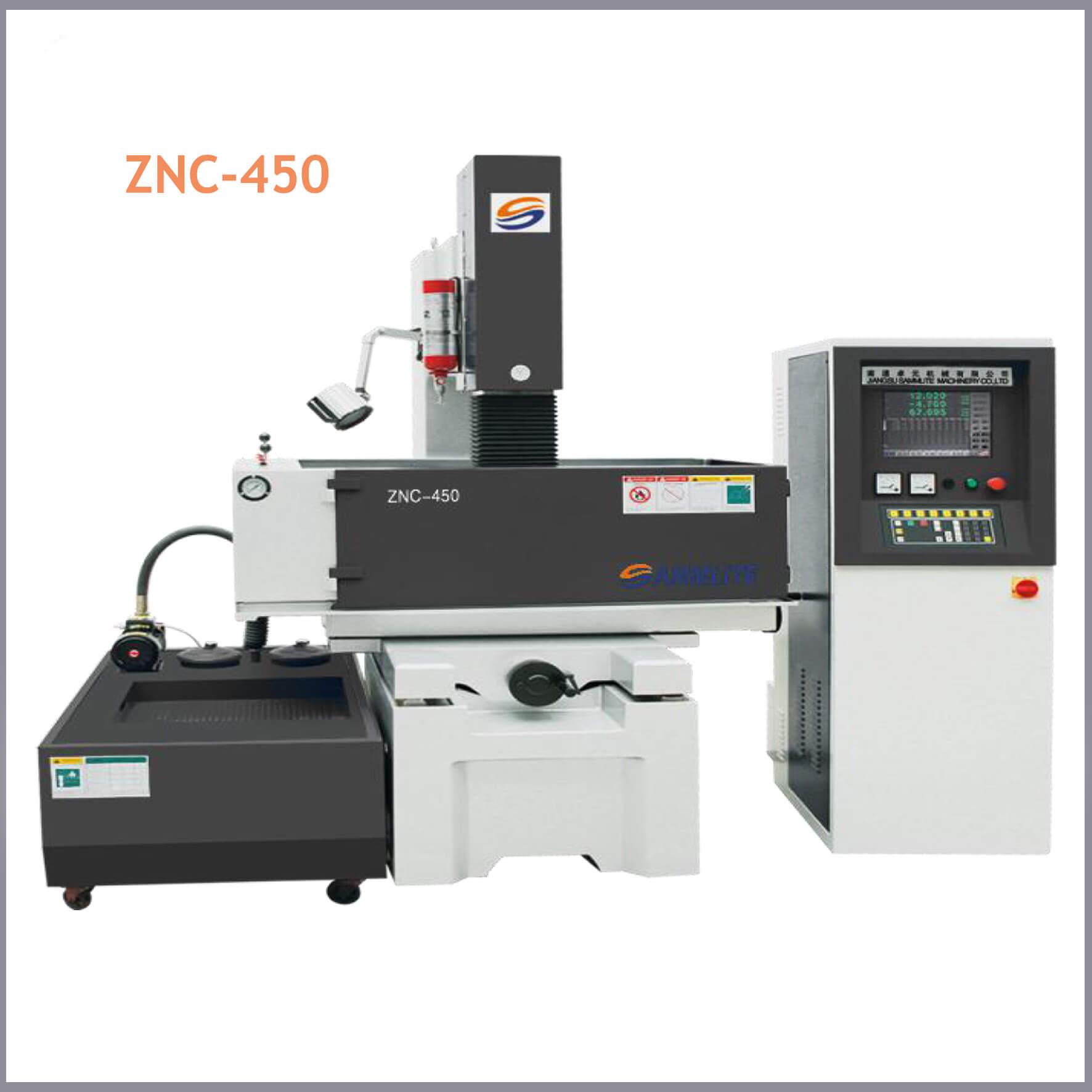 ZNC450 Dalma Erozyon Tezgahı