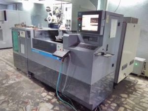 İkinci El CNC makinası SPM EZ30S (600 x 400 x 350 mm)